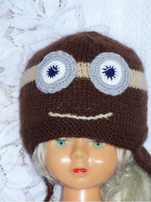 Kepurė Ruda