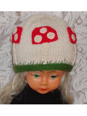 Vaikiška kepurė Musmirės