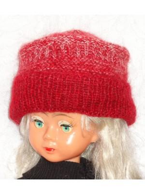 Raudona macheros kepurė