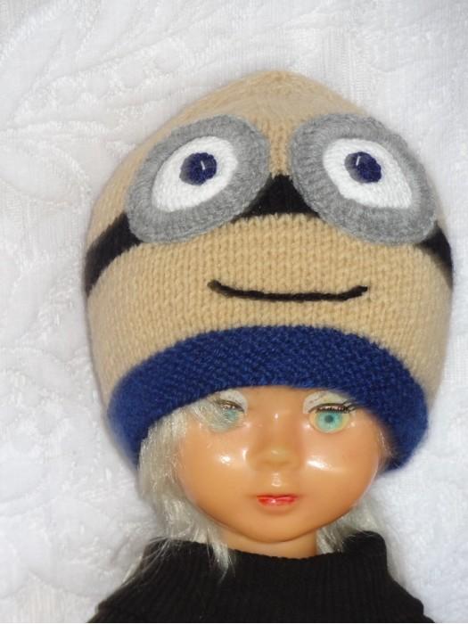 Kepurė Gelsvukas su akytėmis