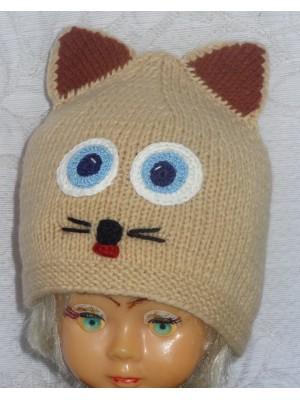 Rudis kepurė